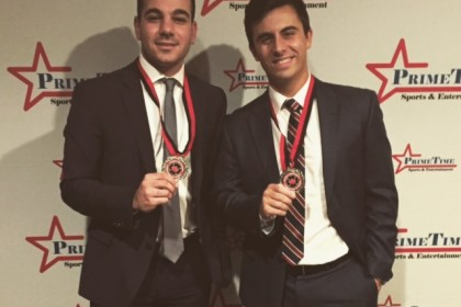 3L Students Anthony Deluca and Peter Valente