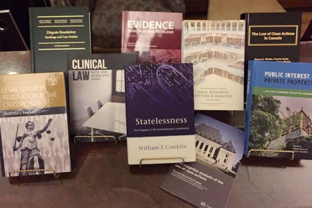 Recent Faculty Publications