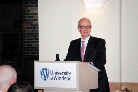 Chief Justice George R. Strathy