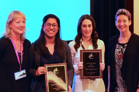 Student wins award