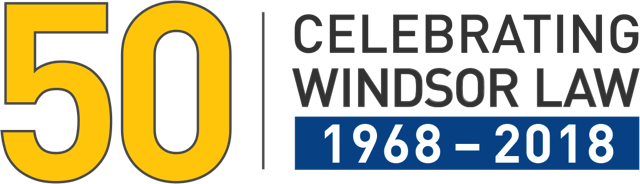 Windsor Law 50th Anniversary Icon