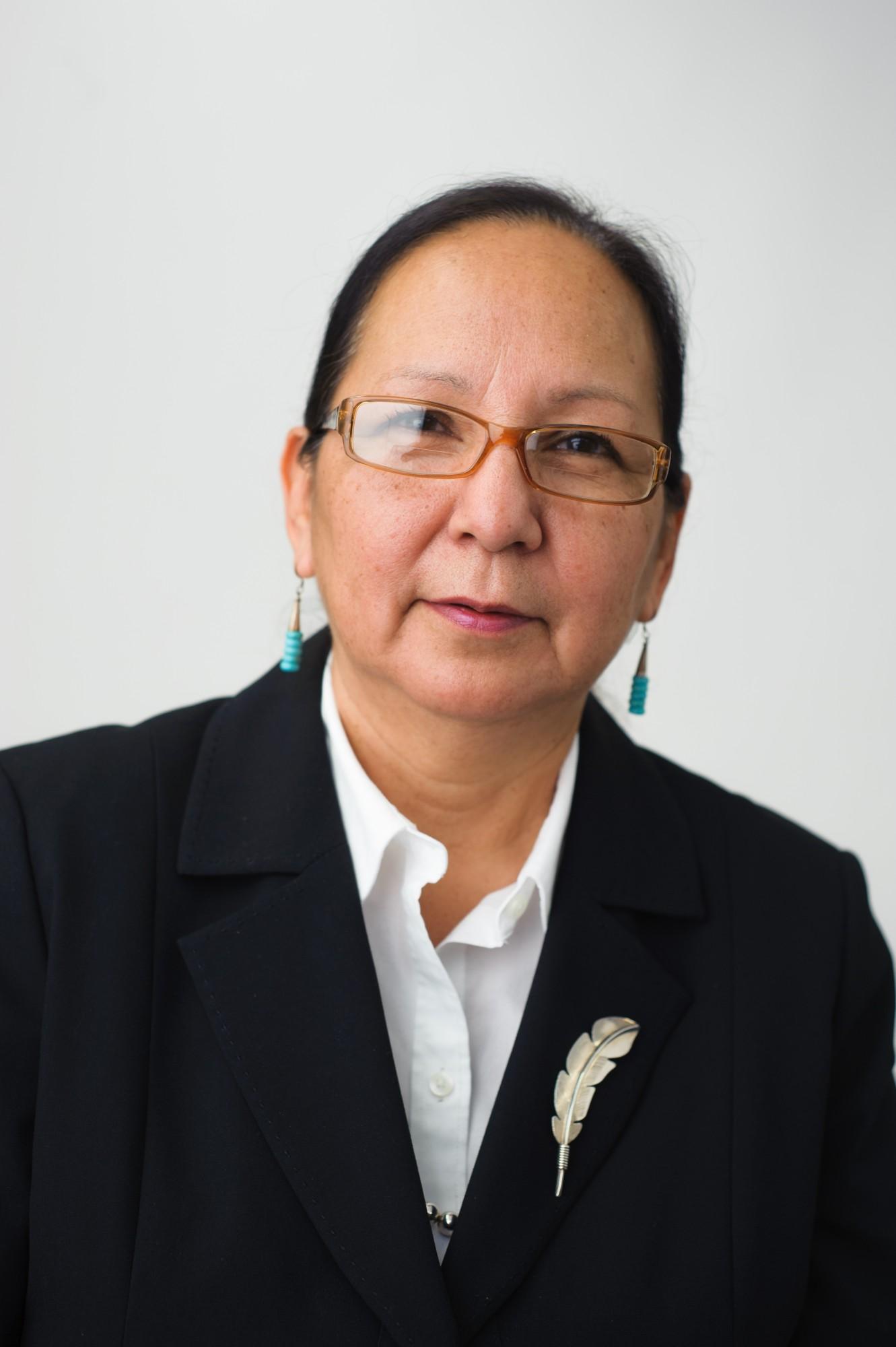 Assistant Professor, Valarie Waboose