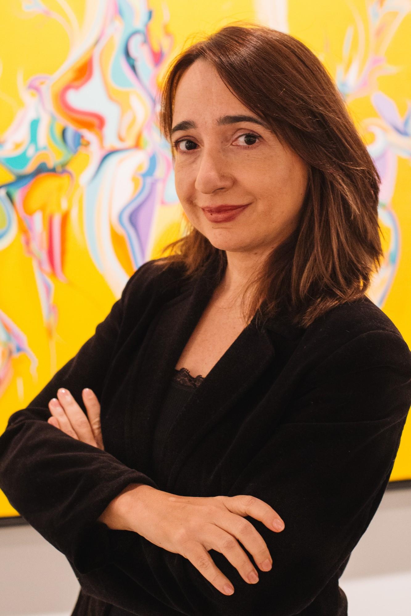 Assistant Professor, Patricia Galvão Ferreira