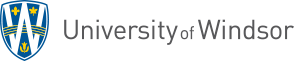 University of Windsor Logo - Click to go Home