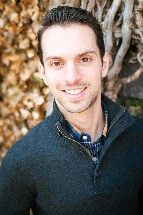 Baritone, Adam Iannetta is a University of Windsor alumnus