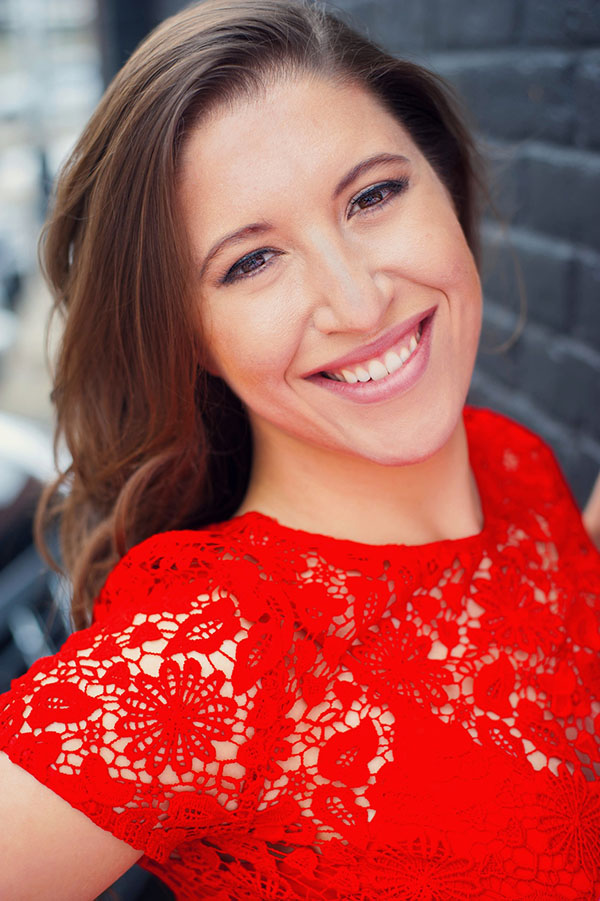 Soprano, Amelia Daigle is an alumnus of the University of Windsor