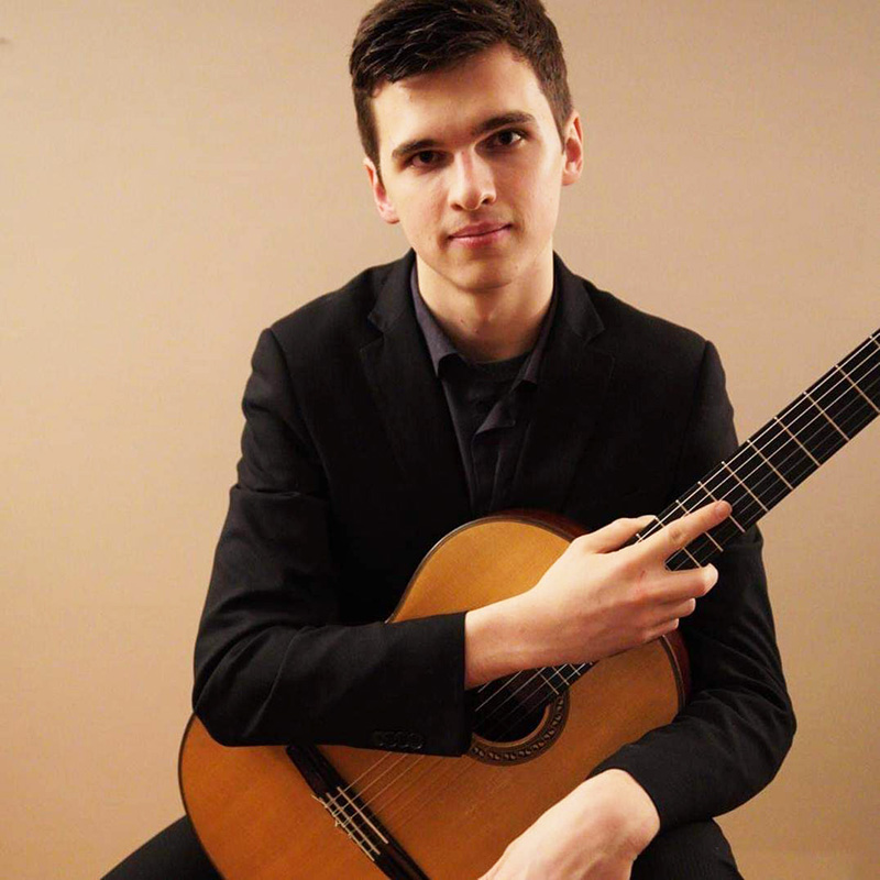 Daniel Turner, classical guitarist