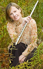 Dr. Liesel Deppe is SoCA's Flute Instructor