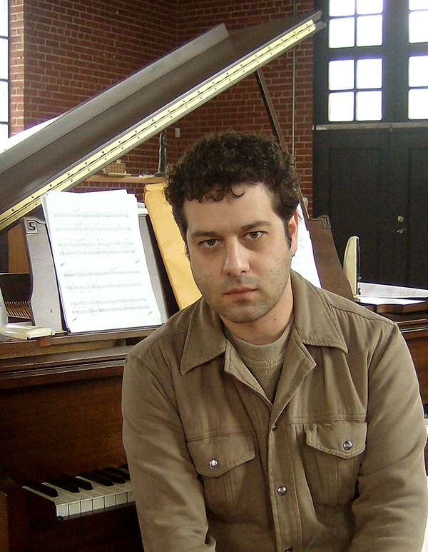 Jason Grossi is a Canadian composer, classical guitarist and architect based in Windsor, ON