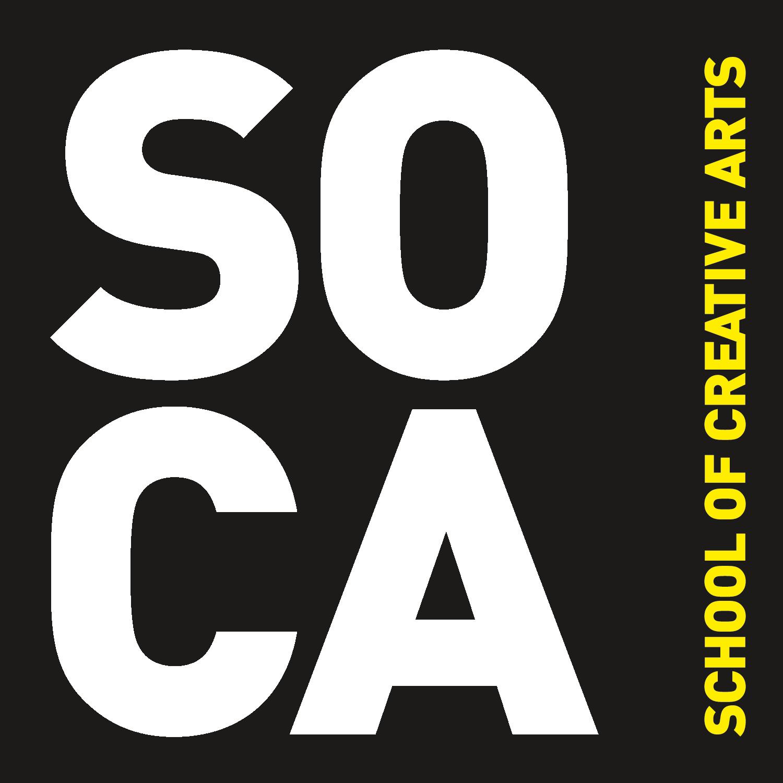 School of Creative Arts graphic image