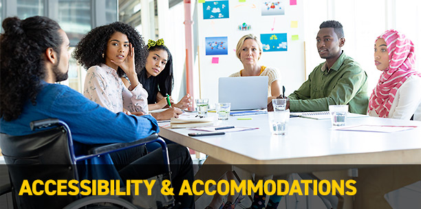 Accessibility and Accommodation