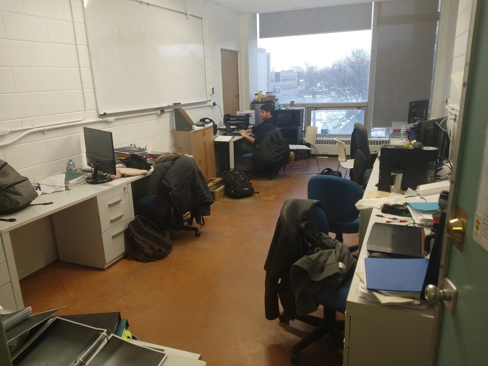 Lab Tour! | John F  Trant