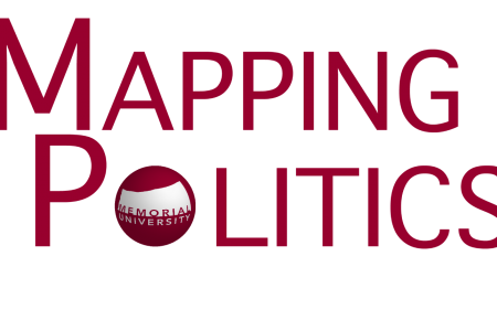 Logo of the journal Mapping Politics.