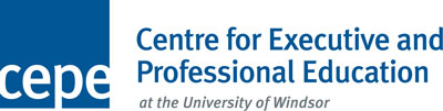 Centre for Executive and Professional Education - logo and link to website