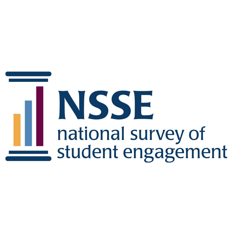 Official NSSE typographical logo from the University of Indiana