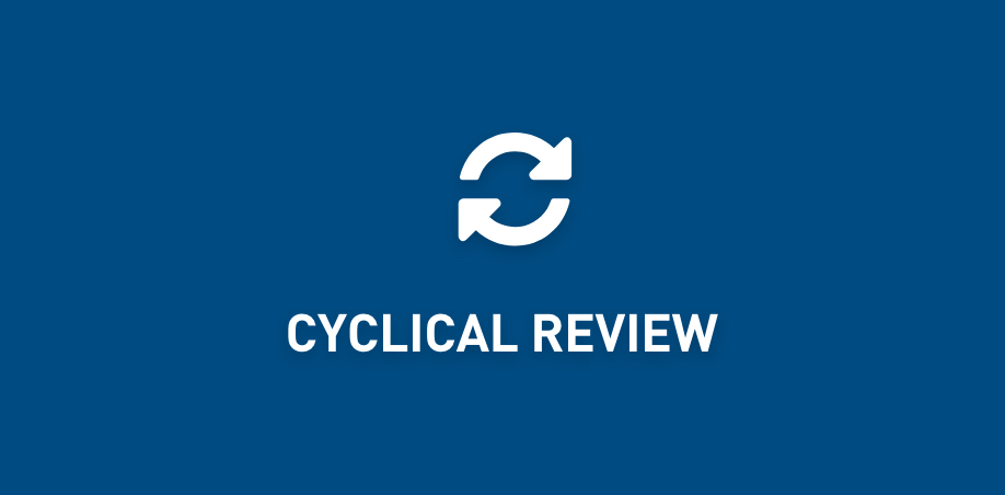 Cyclical Review