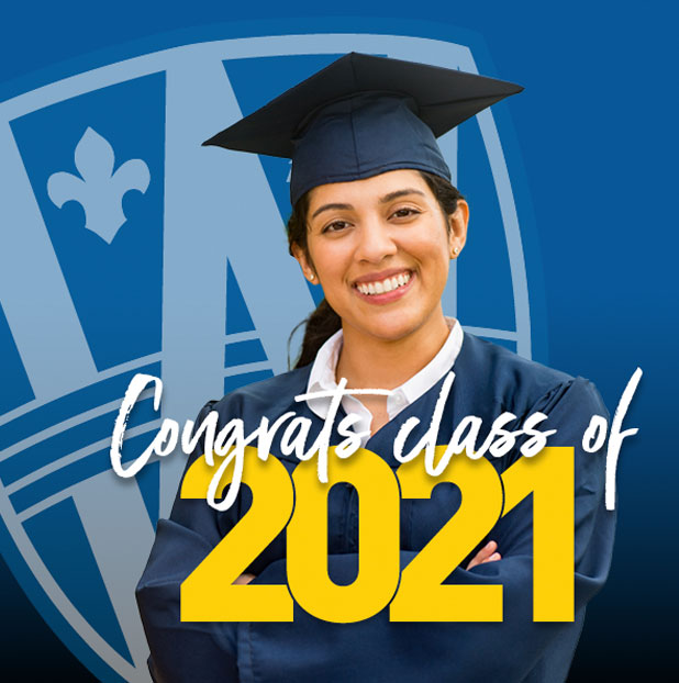 The University of Windsor's 2021 Fall Convocation will be hosted virtually