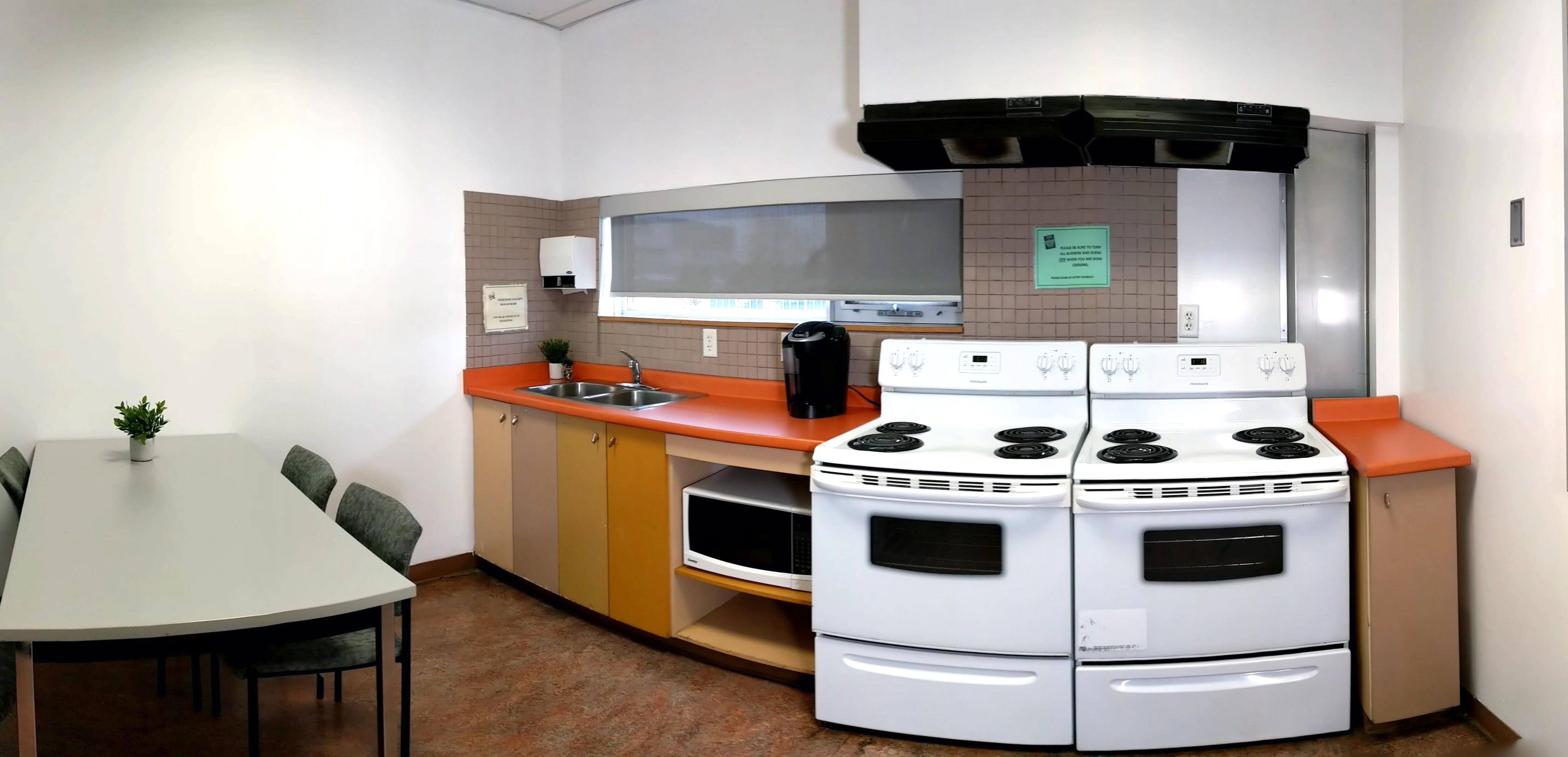 Alumni kitchen