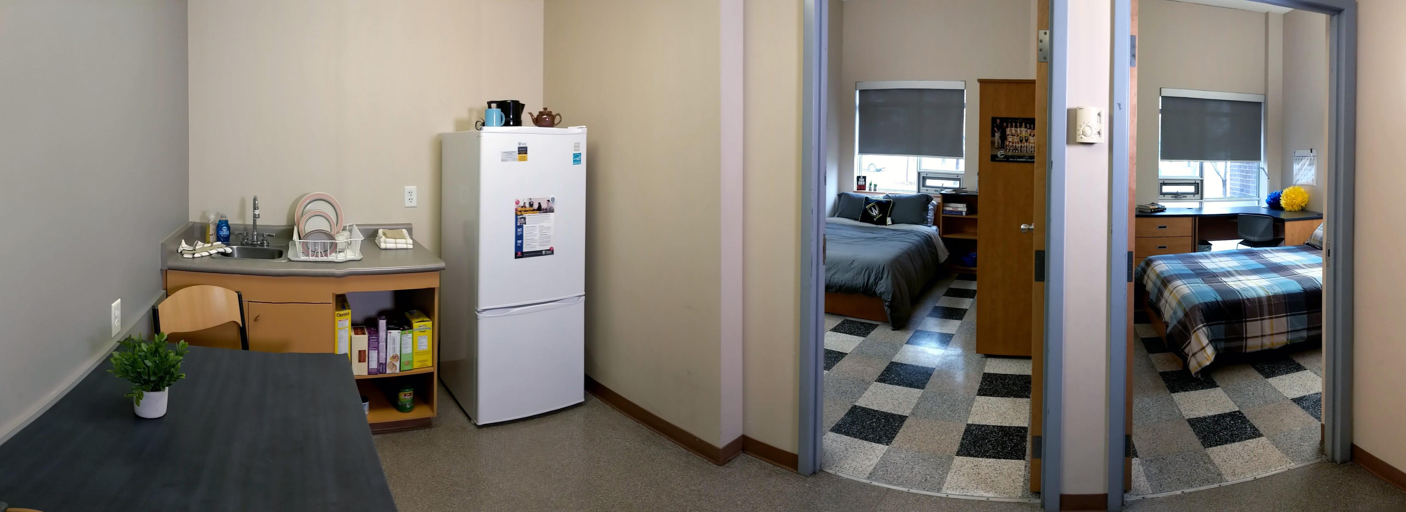 Alumni suite