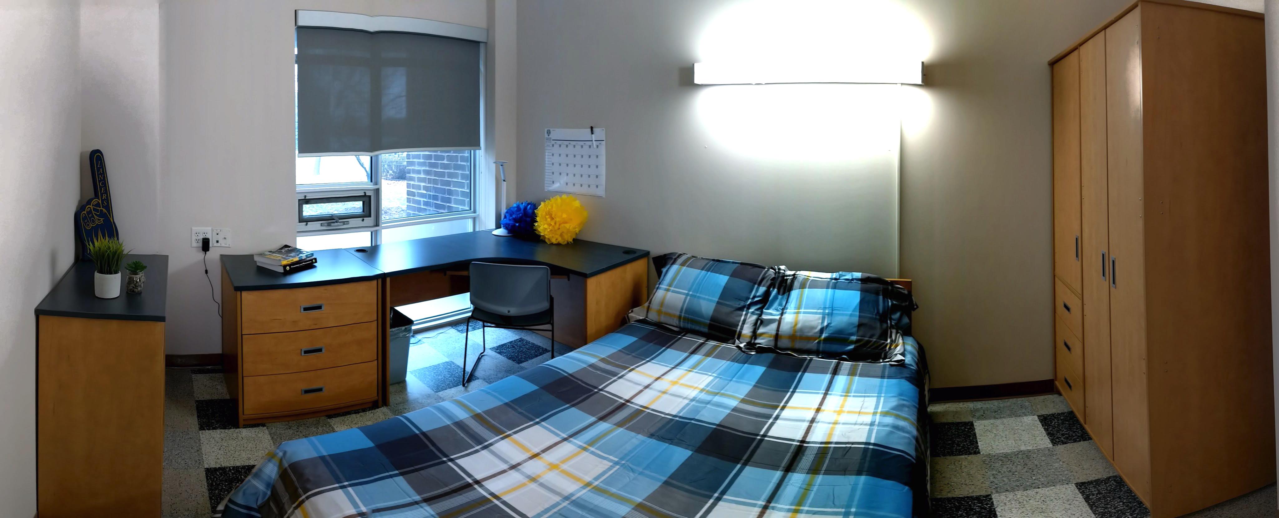 Alumni bedroom