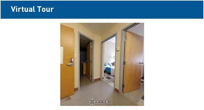 View a Virtual Tour of Alumni Hall