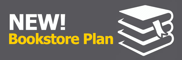 Graphic announcing Textbook Plan