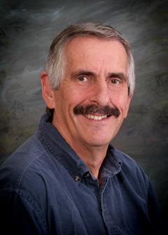 Portrait of Dr. Alan Trenhaile