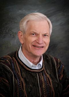 Dr. David Symons portrait