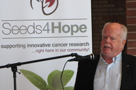Grants provide seed funding for cancer researchers