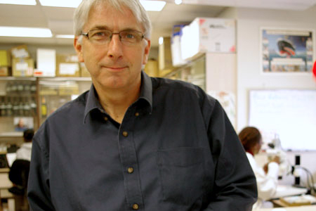 Canada Research Chair hoping to retain research institute's reputation as seat of knowledge