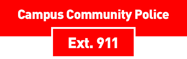 Campus Police Emergency Extension 911