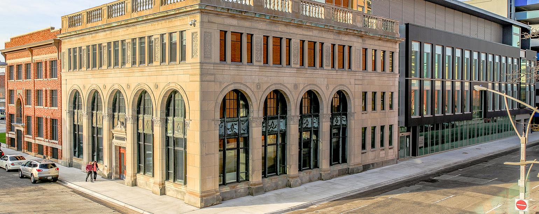 Pitt-Ferry building