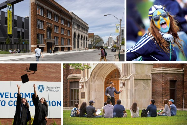 About the University | University of Windsor