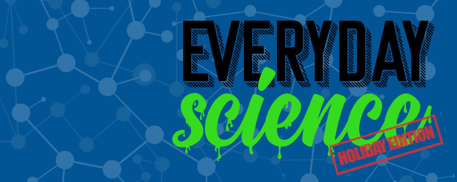 Everyday science banner
