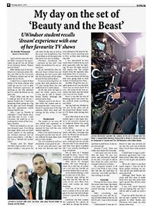 Shoreline Week article
