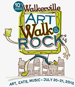 Logo of Walkerville Art Walk