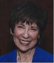 Clark Award winner, Diana Mady Kelly,O. Ont., (BA '60)