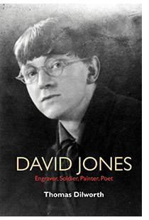 book cover: David Jones