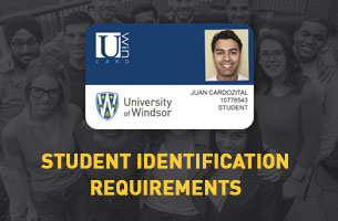 Student Identification Requirements
