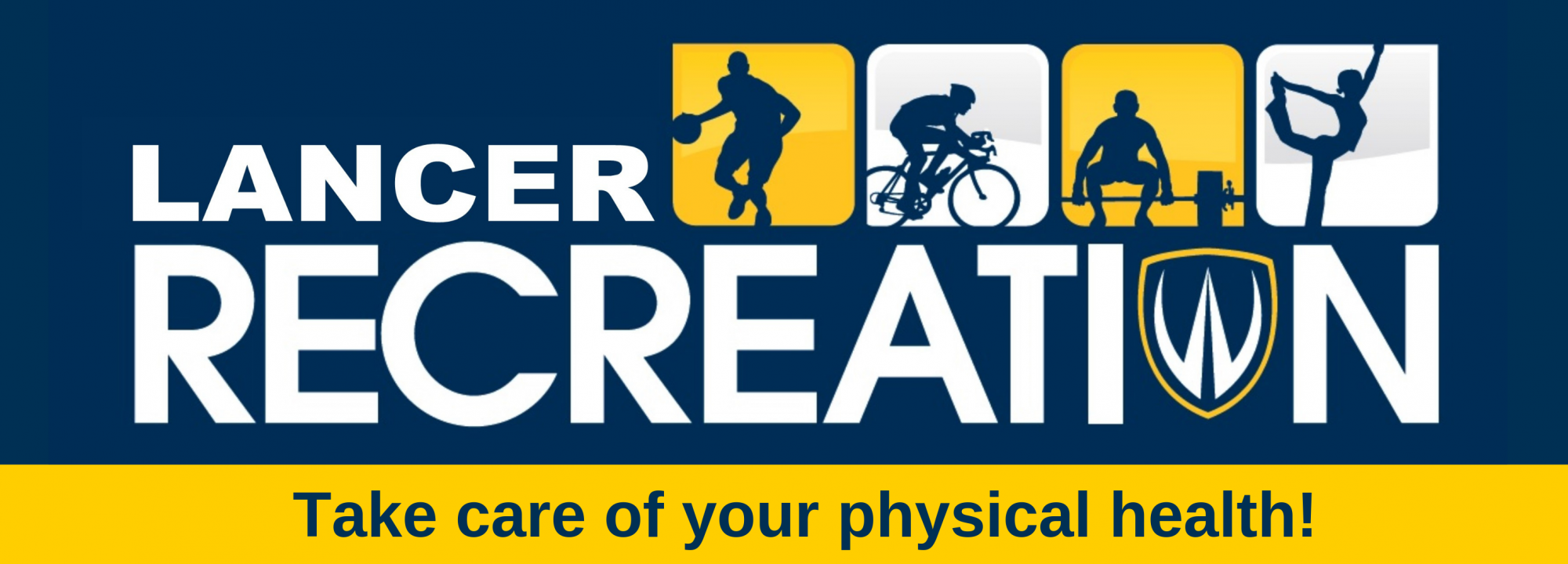 Lancer Recreation - Take care of your physical health :)