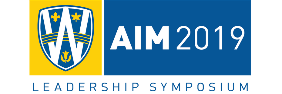 AIM Symposium Logo
