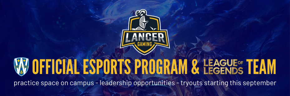 Official ESports Program at UWindsor