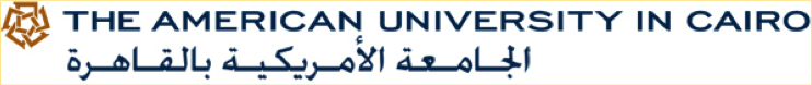 an analysis of the american university in cairo on a biology department