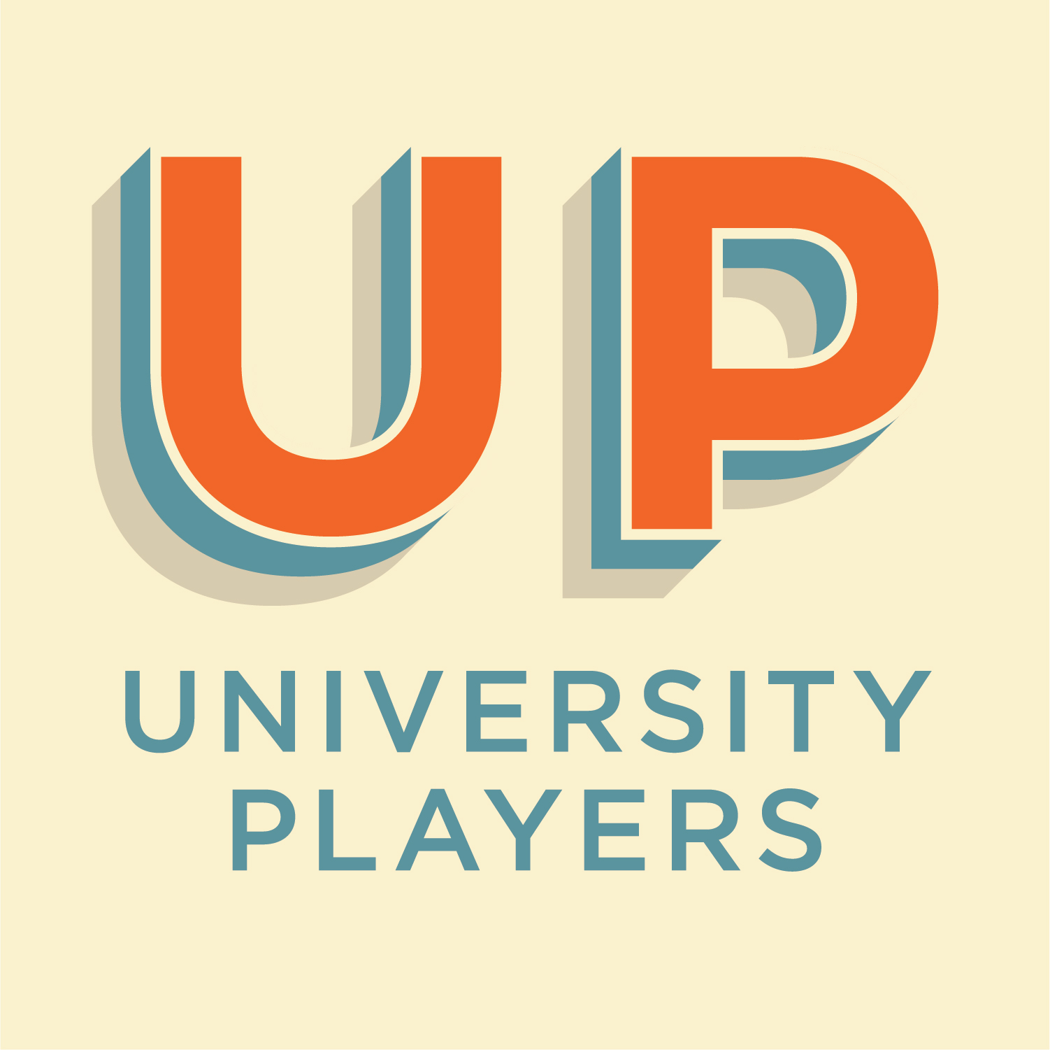 University Players Logo Yelo