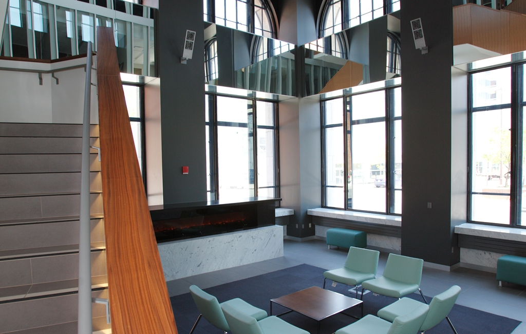 University of Windsor School of Social Work interior