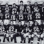 1968 Lancer Football Team