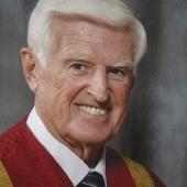 Chancellor Ed Lumley