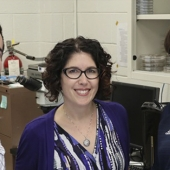 Drs. Simon Rondeau-Gagné, Tricia Carmichael and John Trant