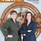 Cover image of Spring VIEW 2019.