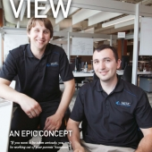 VIEW Fall 2015 cover